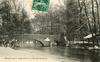 Brunoy (S.-et-O.), par la neige, le pont de Soulins. Liva Octave, photog. éditions Ray, [années 1900-1910] - image/jpeg