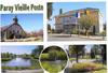 Paray-Vieille-Poste, (Essonne), Divers aspects de la ville : [multivues]. éditions Raymon, [années 1980] - image/jpeg