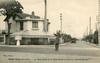 Athis-Mons, (S. et O.), le Rond-point de la Belle Etoile et l'avenue Marcel Sembat. Fossé, photog., [années 1930] - image/jpeg