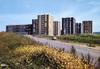 Epinay-sous-Sénart , Nouvelles Résidences (architectes cabinet Maneval et Douillet). CIM, [années 1970] - image/jpeg