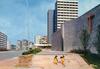 Epinay-sous-Sénart , les Nouvelles Résidences (réalisation S.C.I.C. Arcueil). CIM, [années 1960-197080] - image/jpeg