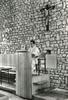 [Etiolles] Couvent du Saulchoir : Au réfectoire : la lecture au cours du repas. Editions Gaud, [années 1950] - image/jpeg