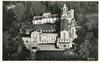 """Etiolles par Soisy-sur-Seine (S-et-O.),Couvent des Dominicains, """"le Saulchoir"""" : Vue aérienne. Editions L.P.V.A. [années 1950-1960] - image/jpeg"""