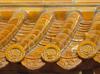 Evry, Pagode Khành Anh, tuiles vernissées. Maison de Banlieue et de l'Architecture (MdBA), 2010 - image/jpeg