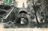 Juvisy-sur-Orge, Le pont des Belles-Fontaines. ND photog., Marquignon, [années 1900-1910] - image/jpeg