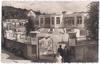 La Ferté-Alais (Seine-et-Oise), piscine, entrée. Studio R. de Savoye, [années 1950] - image/jpeg
