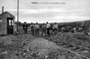 Grigny, extraction de la pierre meulière. Breger frères, éditions Guyon, [années 1910] - image/jpeg