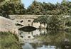 Lardy (91 Essonne) , le Pont de l'hêtre sur la Juine : [Bouray-surJuine] [Janville] . Cim, [années 1970] - image/jpeg