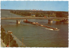 Juvisy, Draveil, les Bords de la Seine : [la Seine et le pont]. Raymon, [années 1970-1980] - image/jpeg