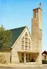 Montgeron (Essonne.) l'église nouvelle : Architecte : Raoul Denis. CIM, Raymon, [années 1970-1980] - image/jpeg