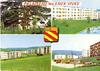 Palaiseau, les Eaux-Vives : Petit ensemble résidentiel à l'entrée de la Vallée de Chevreuse. Sofer, [années 1960-1970] - image/jpeg