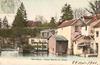 Athis-Mons, [Juvisy-sur-Orge] Ancien moulin sur l'Orge. Breger, frères [années 1900] - image/jpeg