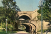 Juvisy [sur-Orge] (Essonne), Le Pont des Belles Fontaines (XVIIIème s.). Duchateau, photog. éditions Raymon [années 1970-19801] - image/jpeg