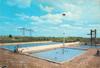Massy [91300], les piscines du centre sportif de Massy. Editions P.I., [années 1970-1980] - image/jpeg