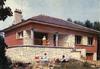 Yerres (S.-et-O.), Allée des Rossignols, Maison de la Famille Levasseur gagnante du concours maisons 1956. Photo Papillon, éditions O.P.G. [années 1956-1964]                             - image/jpeg