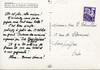 Yerres (S.-et-O.), Allée des Rossignols, Maison de la Famille Levasseur gagnante du concours maisons 1956, verso. Photo Papillon, éditions O.P.G. [années 1956-1964].  - image/jpeg
