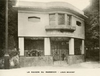 La Maison du marbrier, Louis Brachet. Extrait du catalogue, l'Architecture à l'Exposition des arts décoratifs de 1925, pl. 9 - image/jpeg