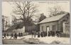 Ballancourt (S. et O.) Poudrerie du Bouchet, entrée des ouvriers. Duclos, G. photog. [années 1910-1920] - image/jpeg