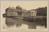 Saint-Chéron, le Marais [S.-et-O.), le château et les Douves ; Baslé, L. [photog.] [années 1930-1950] - image/jpeg