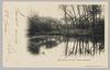 Athis[-Mons] Seine et Oise, Etang communal ; éditions Marquignon, [années 1900] - image/jpeg