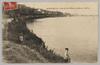 Athis-Mons, bords de Seine conduisant à Ablon ; SE [années 1900] - image/jpeg