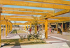 Fleury-Mérogis (Essonne), le centre commercial, les Résidences ; CIM [années 1960-1970]] - image/jpeg