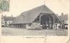 Arpajon (S.-et-O.), les Halles ; éditions G.F. [années 1900] - image/jpeg