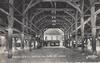 Arpajon (S.-et-O.), Intérieur des Halles (XVIème siècle) ; Editions d'Art Rameau [années 1950] - image/jpeg