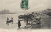Juvisy-sur-Orge, Vue sur la Seine ; Breger frères, [années 1900-1910] - image/jpeg