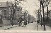 Juvisy-sur-Orge, Avenue de l'hôtel de ville ; Breger frères [années 1910] - image/jpeg