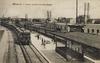 Juvisy-sur-Orge, la plus grande gare du monde ; édition Leprunier [années 1910-1920] - image/jpeg