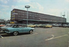 [Orly] Aéroport de Paris-Orly, la façade nord de l'aérogare ; éditions P.I. [années 1960-1970] - image/jpeg