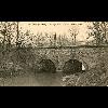 Athis-Mons (S.-et-O.), l'Orge et le pont de chemin de fer, Buret éditions, vers 1910 - image/jpeg
