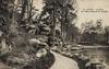 Juvisy [sur-Orge], Le Parc, la Pièce d'eau et les Grottes ; [années 1900-1910] - image/jpeg