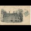 Bièvres (S.-et-O.), la nouvelle mairie, [années 1900] - image/jpeg
